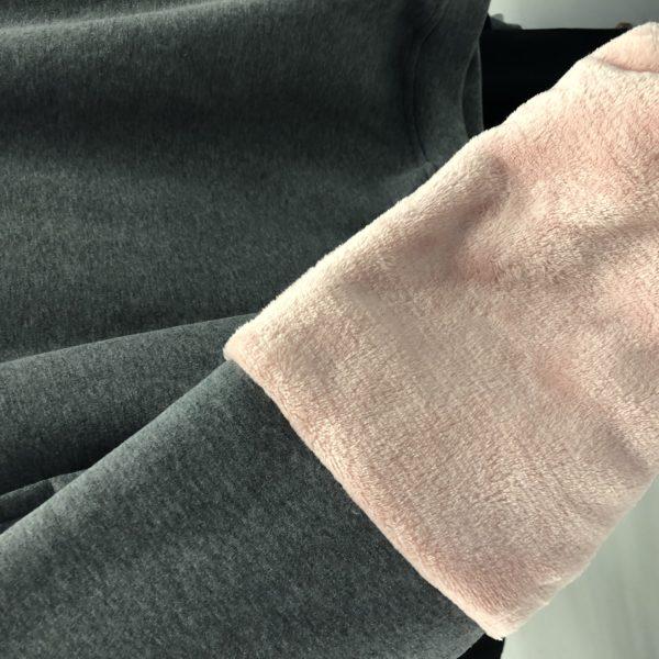 Faux Fur Sleeve