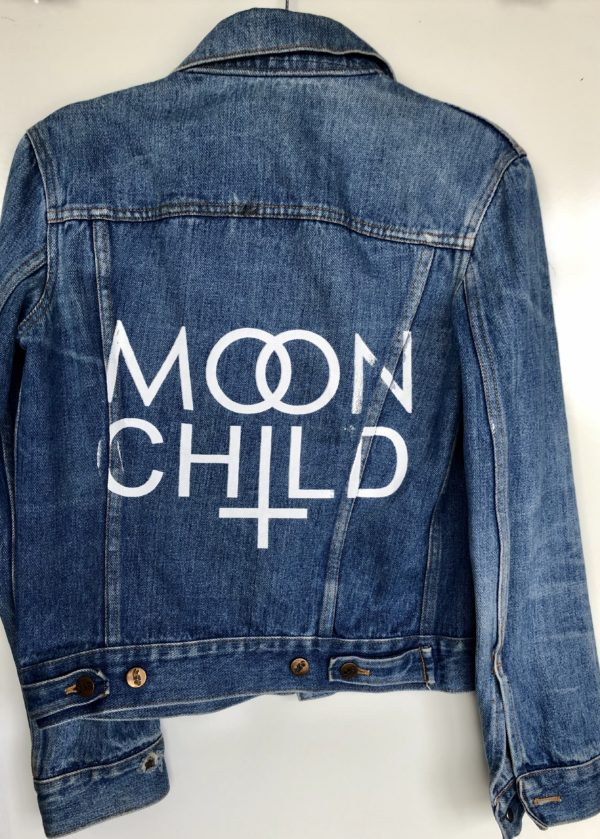 MoonChild Denim Jacket 04