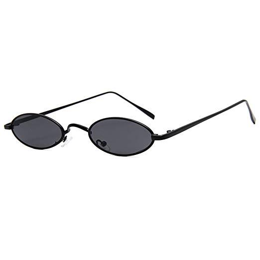 Small Oval Sunglasses