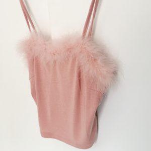 Pink Fluff top
