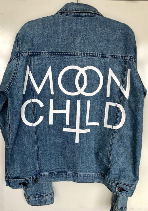 MoonChild Denim Jacket 01